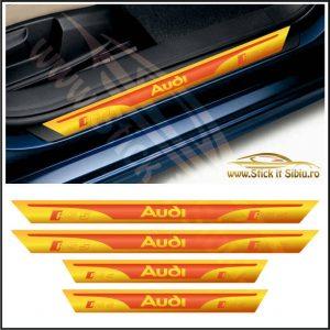 Set Protectie Praguri Audi Rs5 - Stickere Auto