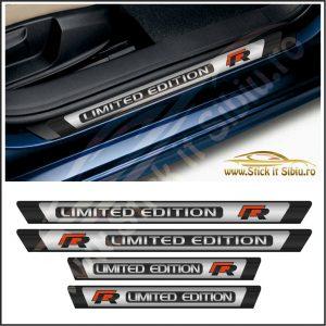 Set Protectie Praguri Volkswagen R Line Limited Edition - Stickere Auto