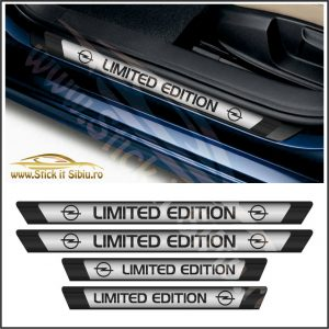 Set Protectie Praguri Opel Limited Edition – Stickere Auto