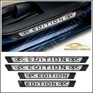 Set Protectie Praguri Opel OPC Editon – Stickere Auto