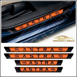 Set Protectie Praguri Opel Astra – Stickere Auto