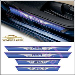 Set Protectie Praguri Opel - Stickere Auto