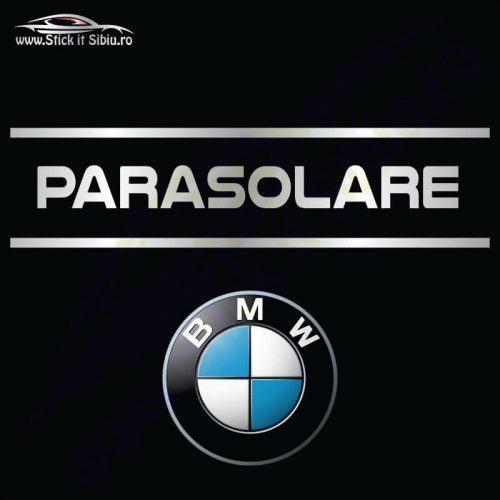 Parasolare BMW