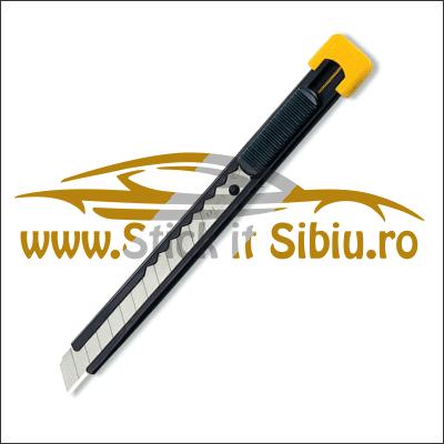 Cutter Metal Olfa 8mm Black