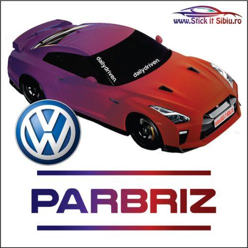 Stickere Parbriz Volkswagen
