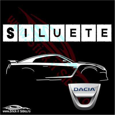 Siluete Dacia