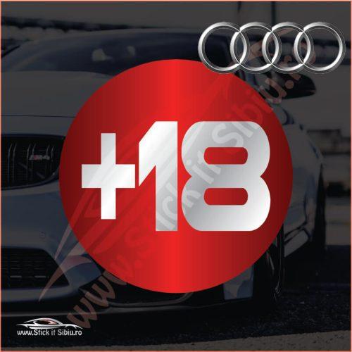 Stickere Peste Audi