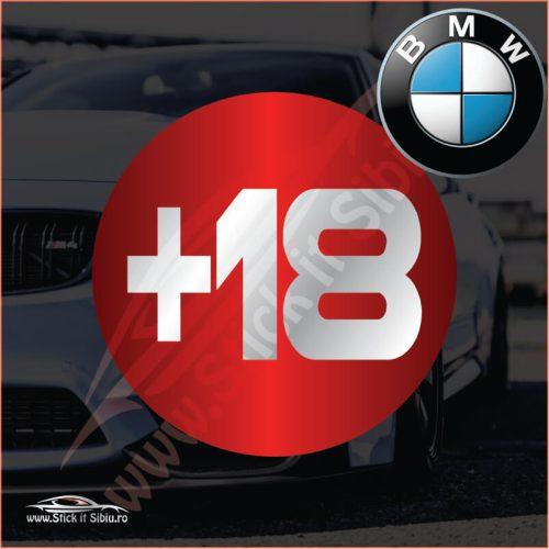 Stickere Peste BMW