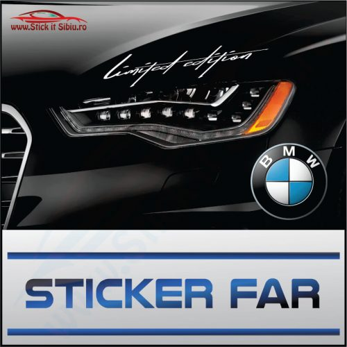 Stickere Far BMW