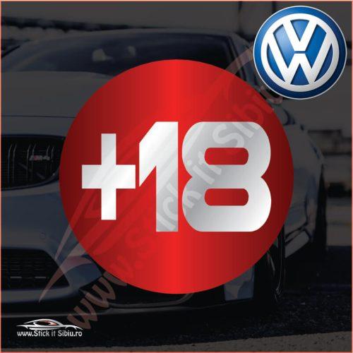 Stickere Peste Volkswagen