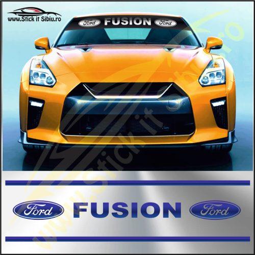 Parasolar Ford Fusion - Stickere Auto