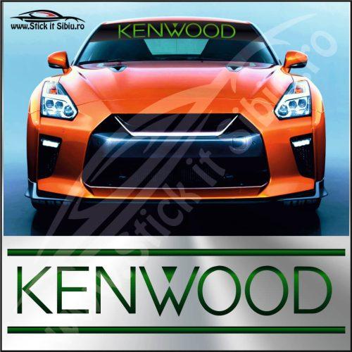 Parasolar Kenwood - Stickere Auto