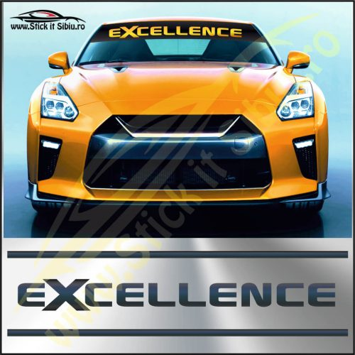 Parasolar Excelence - Stickere Auto