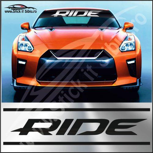 Parasolar Ride - Stickere Auto