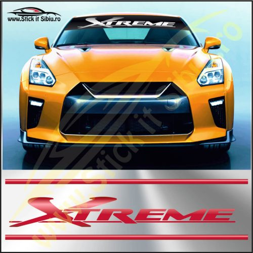 Parasolar Xtreme - Stickere Auto