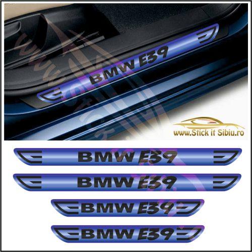 Set Protectie Praguri BMW E39-Model 1 - Stickere Auto