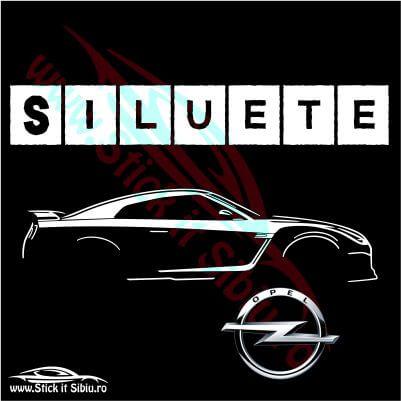Siluete Opel