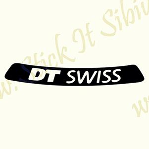 Décor Jante-DT SWISS - Sticker Bicicleta