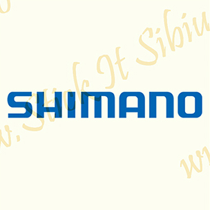 Shimano - Sticker Bicicleta
