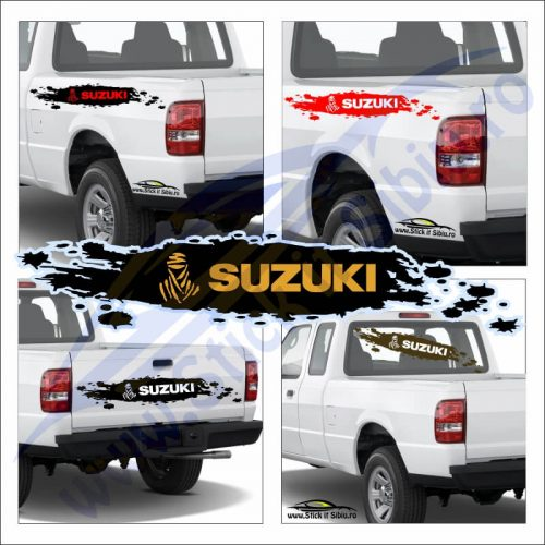Off Road Suzuki Model 1 - Stickere Auto