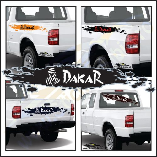 Off Road Dakar - Stickere Auto