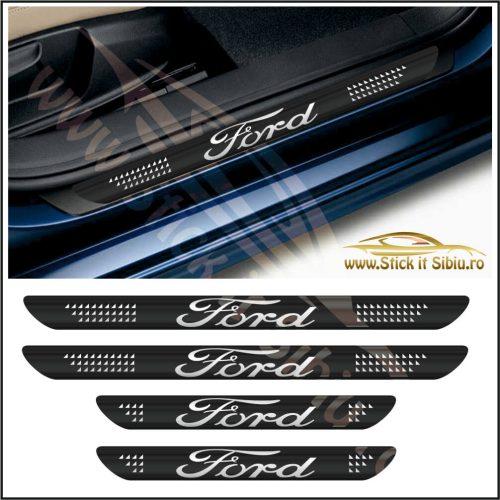 Set Protectie Praguri Ford-Model 6 - Stickere Auto