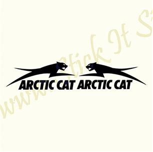Set Arctic Cat-Model 1 - Stickere Auto - Moto