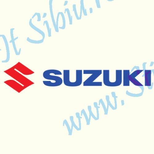 Suzuki Logo-Model 2 - Stickere Auto