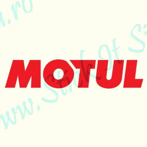 Motul-Model 2 - Stickere Auto