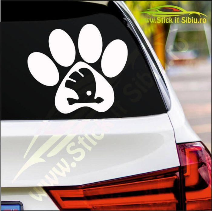 Skoda Footprint - Stickere Auto