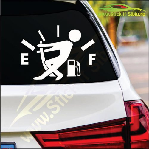 Efuel To Fuel Model 2 - Stickere Auto