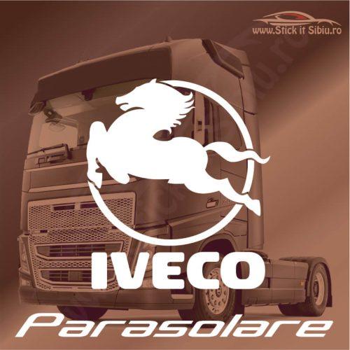 Stickere Parasolar Iveco - Stickere Tir-Camion