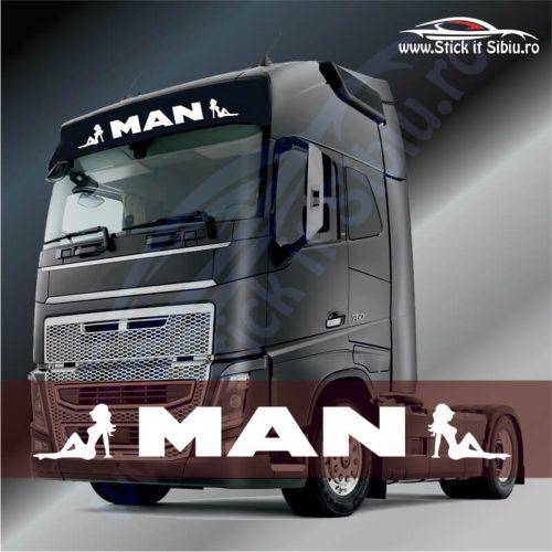 Parasolar Tir-Camion Man Model 5