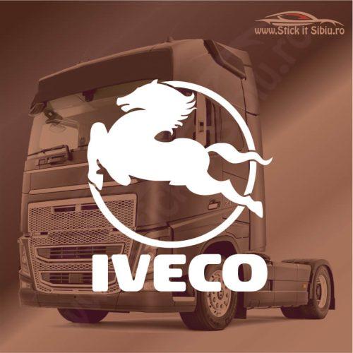 Stickere Iveco