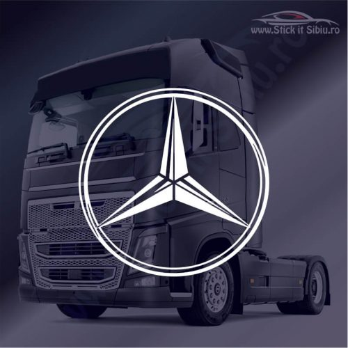 Stickere Mercedes