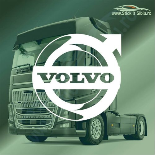 Stickere Volvo