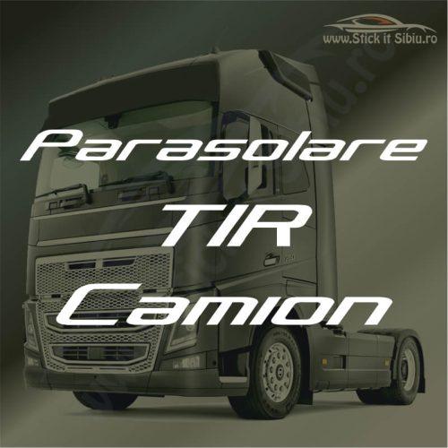 Parasolare Tir-Camion