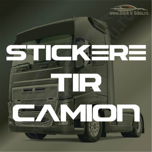 Tir - Camion