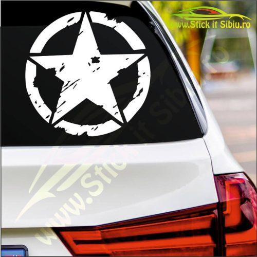 US Star - Off Road - Stickere Auto