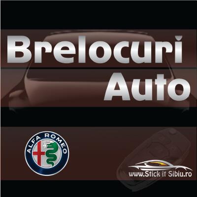 Brelocuri Auto Alfaromeo
