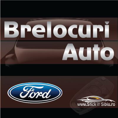 Brelocuri Auto Ford