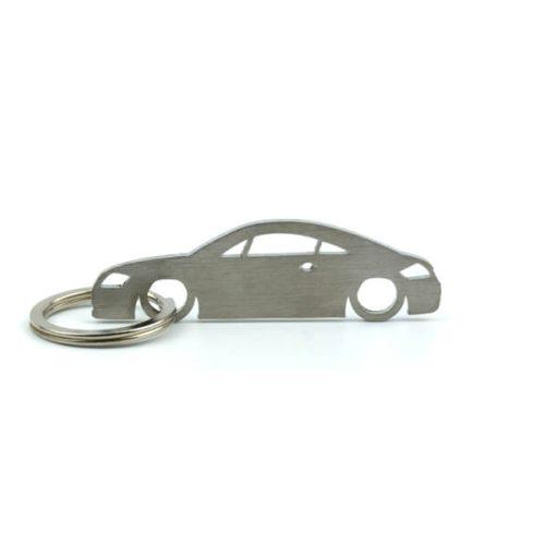 Breloc Silueta Otel Inoxidabil - Audi - TT Mk1