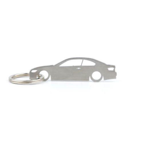 Breloc Silueta Otel Inoxidabil - BMW - E92