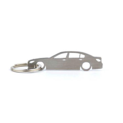 Breloc Silueta Otel Inoxidabil - BMW - F01