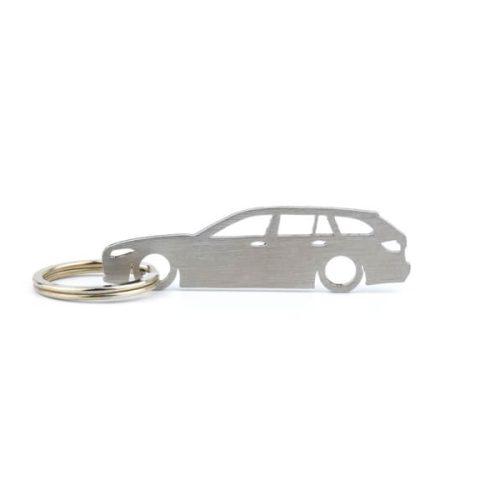 Breloc Silueta Otel Inoxidabil - BMW - F11