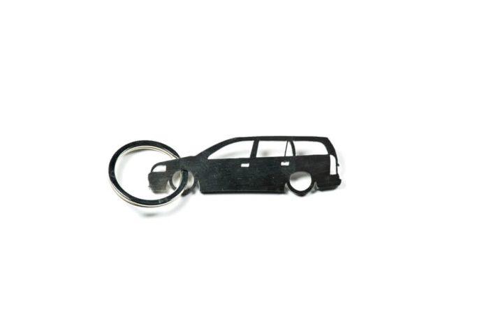 Breloc Silueta Otel Inoxidabil - OPEL - Astra G Caravan 1998