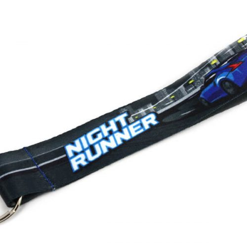 Short Lanyard - Night runner