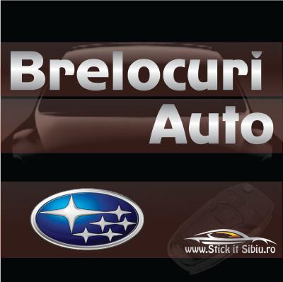 Brelocuri Auto Subaru