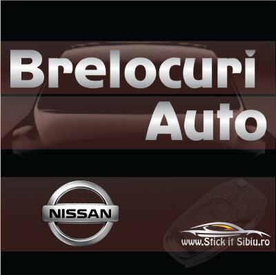 Brelocuri Auto Nissan