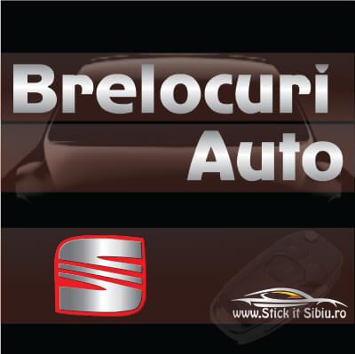 Brelocuri Auto Seat